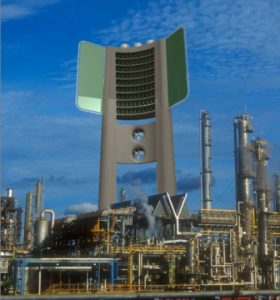 Green Filter Tower