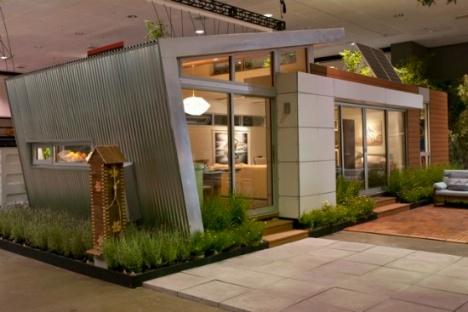 Eco friendly Prefabricated House