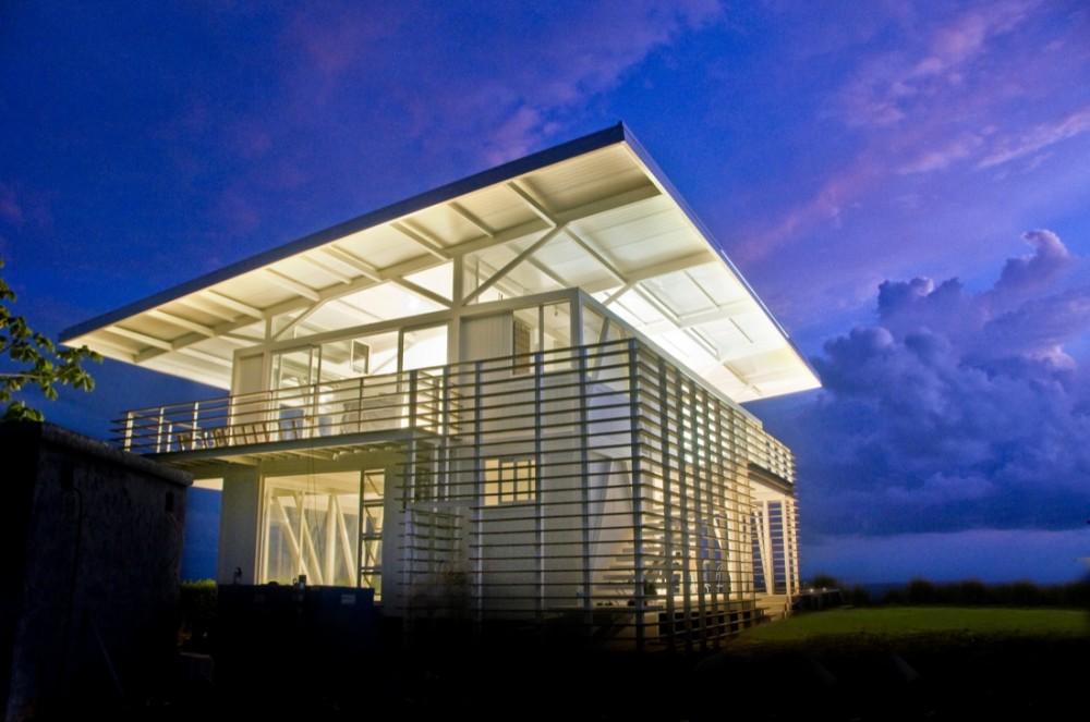 100% Green House