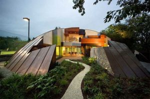 Mathematical Puzzle House