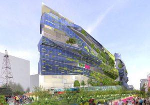 XERO Green Project Dallas