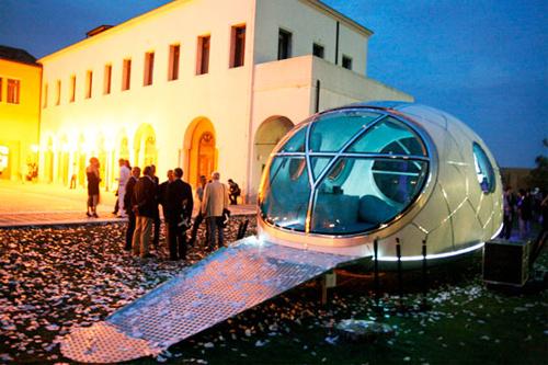 Solar Pod House
