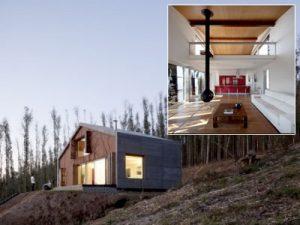 Ecofriendly Prefab House