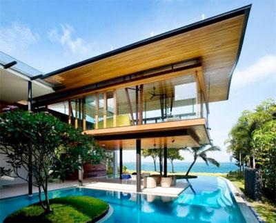 The Solar Fish House