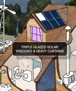 Triple Glazed Windows