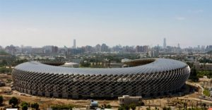 Eco Friendly Stadium
